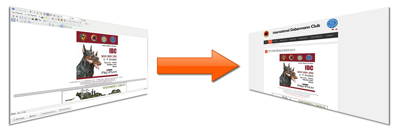 So funktioniert der Editor beim Content Management System Joomla