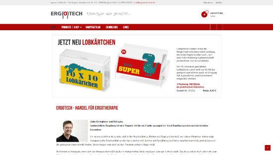 Ergotech Online