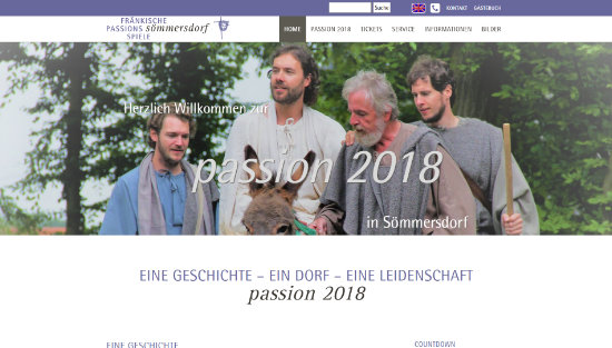 Passionsspiele Sömmersdorf