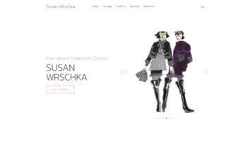 Susan Wrschka – freiberufliche Modedesignerin