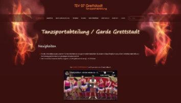 Tanzsportabteilung Grettstadt