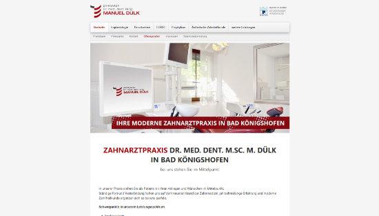 Zahnarztpraxis Dr. Dülk