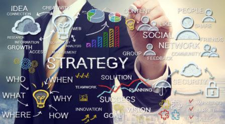 Die richtige Strategie beim Webdesign