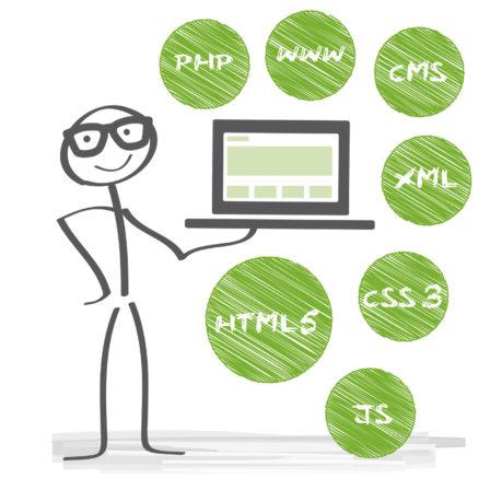Webentwicklung - Programmierung im Internet